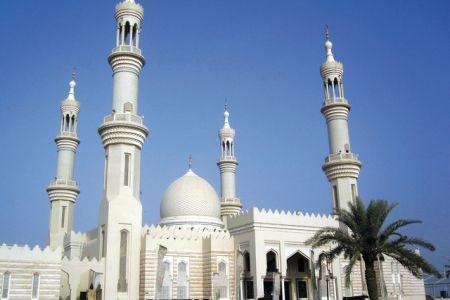 مسجد الشيخ زايد في عجمان