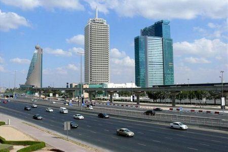 برج الاتصالات في عجمان