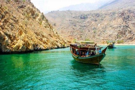 رحلة بحرية في مسندم