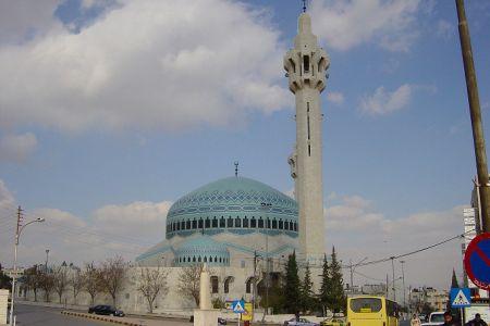 جامع الملك حسين في عمان