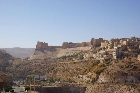 قلعة الكرك في الأردن