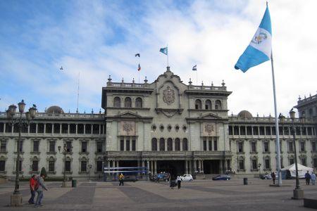 القصر الوطني في غواتيمالا