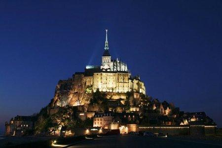 قلعة مونت سان ميشيل