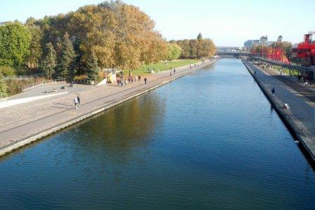 بارك دو لوفيلت في باريس
