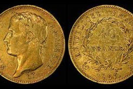 فرنك فرنسي العملة الرسمية لفرنسا