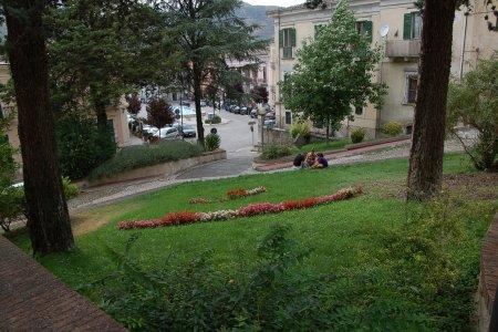 حدائق بوبولي في مدينة فلورنسا