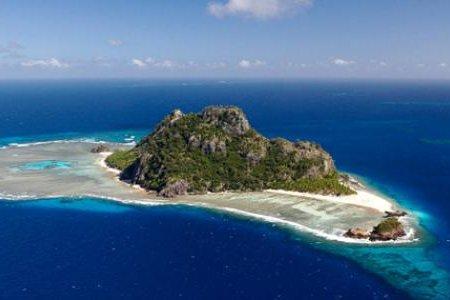 جزيرة الفيجة