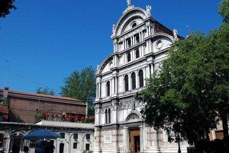 كنيسة سان زكريا في فينيسيا