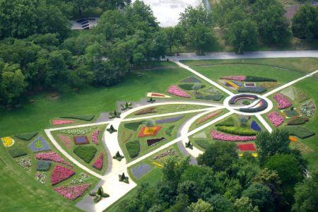 حديقة دوناو بارك في روما