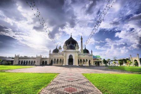 المسجد الزاهر