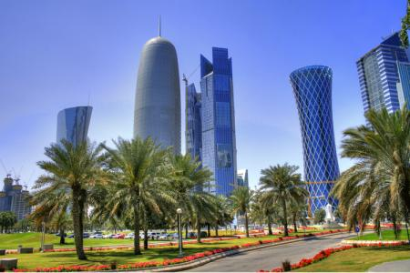 كورنيش الدوحة