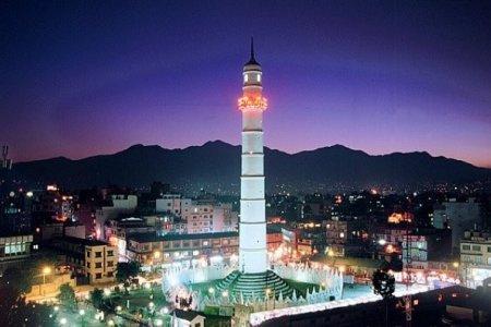 برج داراهارا في كاتماندو - نيبال