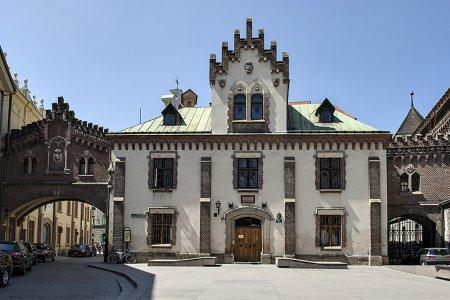 متحف كزارتوريسكي في مدينة كراكوف - بولندا
