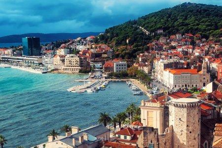 سبليت في كرواتيا