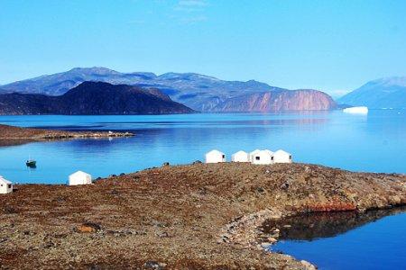 جزيرة بافن أكبر جزر كندا