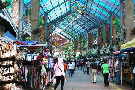 التسوق فى تشوكت ماليزيا