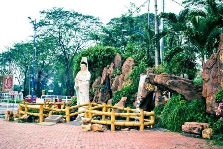 معبد ثيان هو كوالالمبور