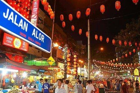 شارع جالان ألور