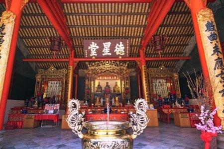 معبد تشان سي شو يوين