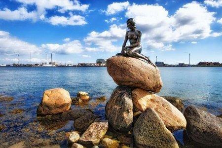 تمثال حورية البحر