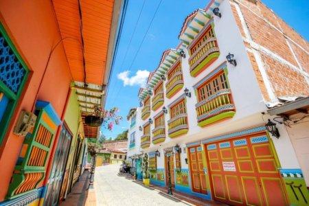 مدينة جواتاب في كولومبيا