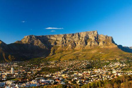 جبل الطاولة في كيب تاون - جنوب افريقيا