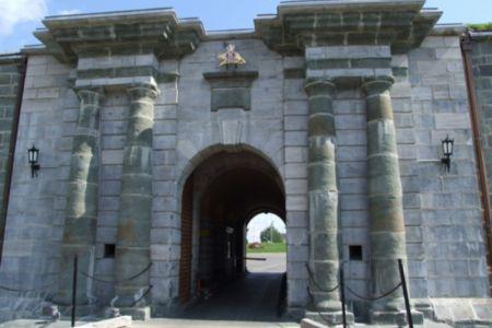 قلعة كيبك في كندا
