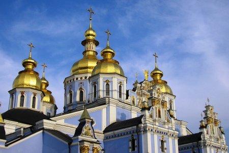 دير القديس ميخائيل في كييف