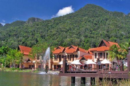 قرية الكتب في لانكاوي - ماليزيا