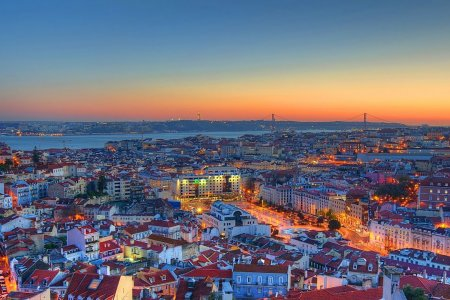 المواصلات في لشبونة