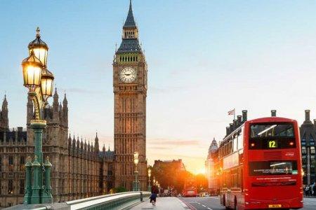 الحافلات في لندن