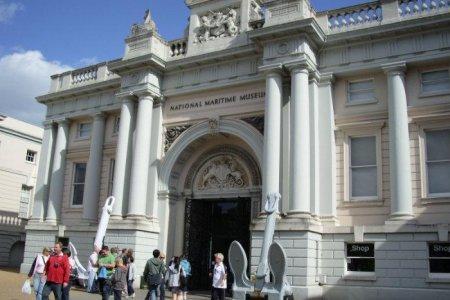 المتحف البحري الوطني في لندن