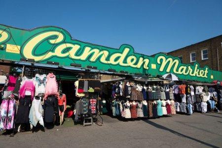 سوق كامدن في لندن