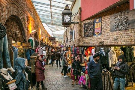 سوق كامدن لوك في لندن