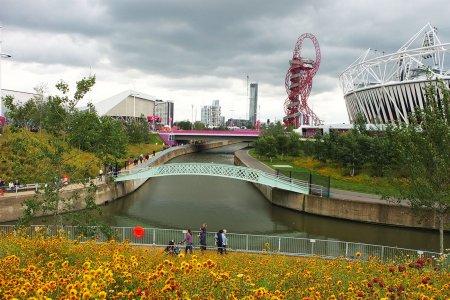 الحديقة الأولمبية في لندن