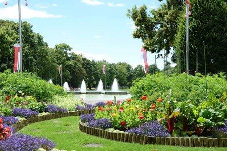 الحديقة النباتية في لوزان