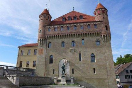قلعة سانت ماري Château de Saint-Maire في لوزان