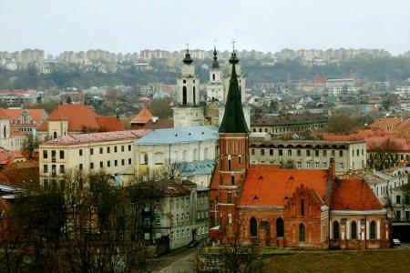 مدينة كاوناس في ليتوانيا