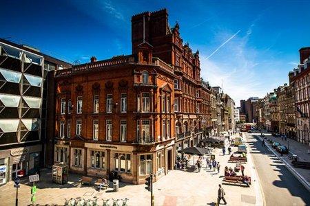 مدينة ليفربول البريطانية