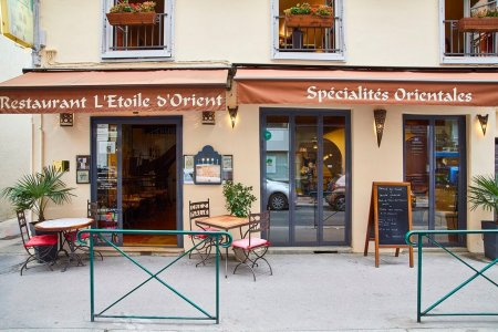 مطعم لو إيتول دي أورينت