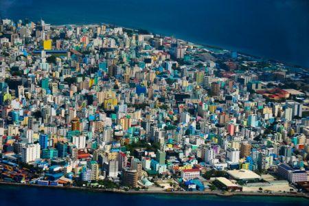 جزيرة ماليه - جزر المالديف