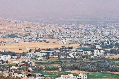 قرية شتورة في البقاع