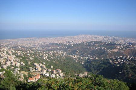 عاليه في محافظة جبل لبنان