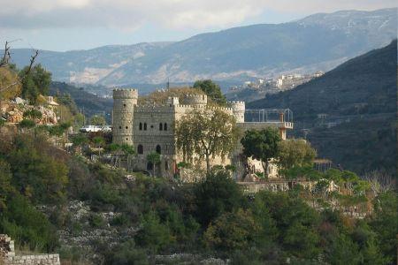 قضاء الشوف في محافظة جبل لبنان