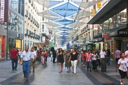 مراكز التسوق في مدريد