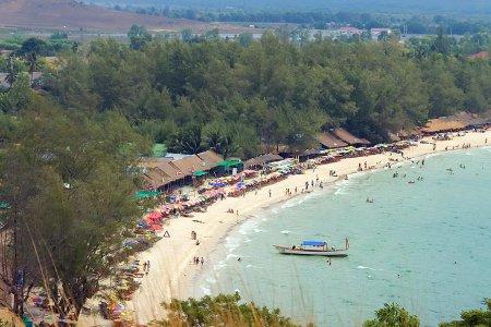 السياحة في مدينة سيهانوكفيل كمبوديا