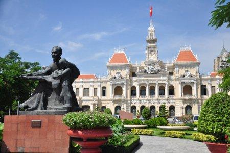 مدينة هو تشي منه في فيتنام