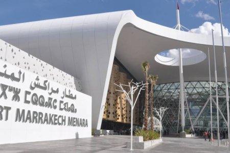 مطار مراكش المنارة الدولي