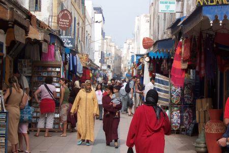 الملاّح .. الحي اليهودي في مراكش