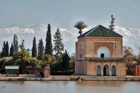 حدائق المنارة في مراكش